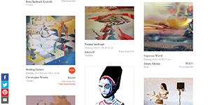 "Saatchi Art's ""GIA"" Collection"