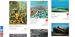 "Saatchi Art's ""Landscape"" Collection"
