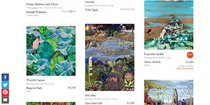 "Saatchi Art's ""Flora & Fauna: Avant Garden"" Collection"