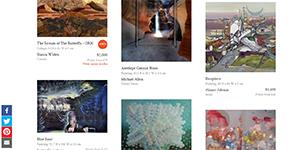 """Saatchi Art's """"Utopia"""" Collection"""