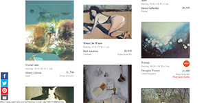 "Saatchi Art's ""Gifts for Her"" Collection"