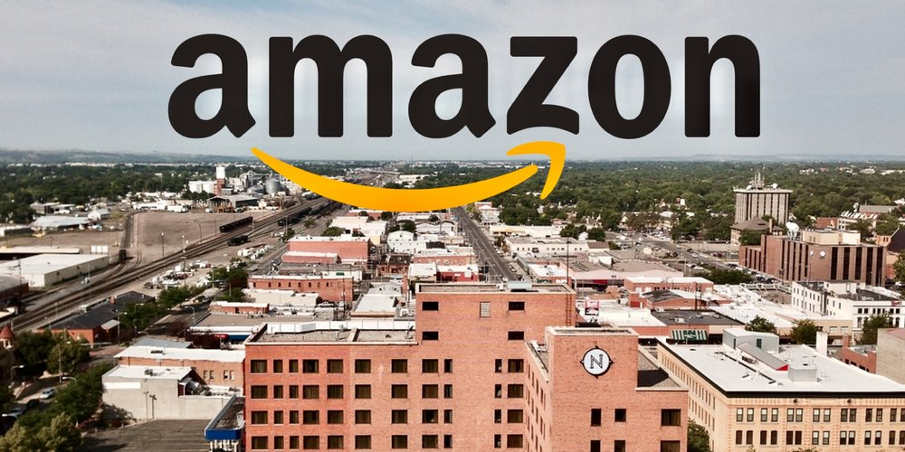 The city of billings, dreaming about an amazon takeover that was not meant to be