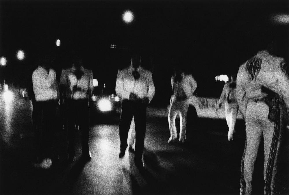 Mariachis, Mexico City, 2000