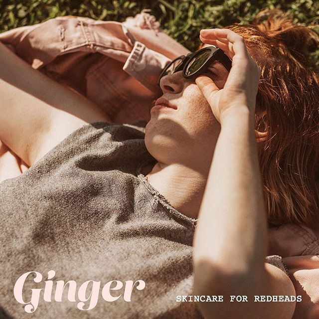 This wonderfully warm and sunny weather has us counting down to Summer! Anyone else taking advantage of this beautiful Spring day? . #gingerskincare #teamginger #ginger #gingersunite #gingersdoitbetter #redhead #redheadsonly #skincare #allnatural #organic