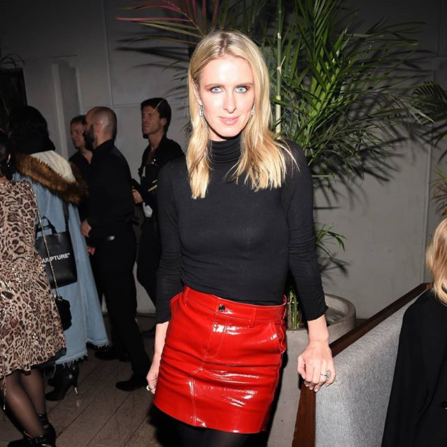 The other night at the LuisaViaRoma party with Nicky Hilton, Shanina Shaik and more. Read all about it: https://patch.com/new-york/new-york-city/nicky-hilton-shanina-shaik-attend-luisaviaroma-opening-party #nickyhilton #shaninashaik #charlottcordes #meganwilliams #valerykaufman #luisaviaroma @luisaviaroma @ubah