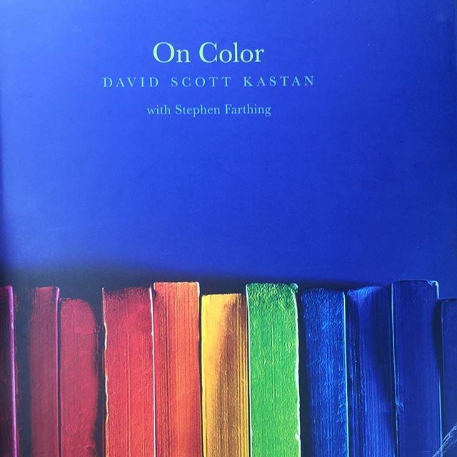 This is a great read. Just the right balance of knowledge and entertainment. #color #semesterprep