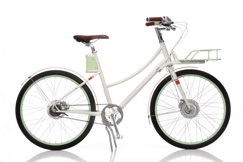 Faraday Bicycles - Bicycling made irresistible. The ultimate electric-propelled, utility vehicle.