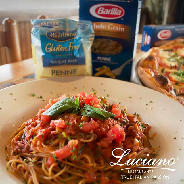 Ahhhh....Spaghetti Pomodoro! 🍝 😋