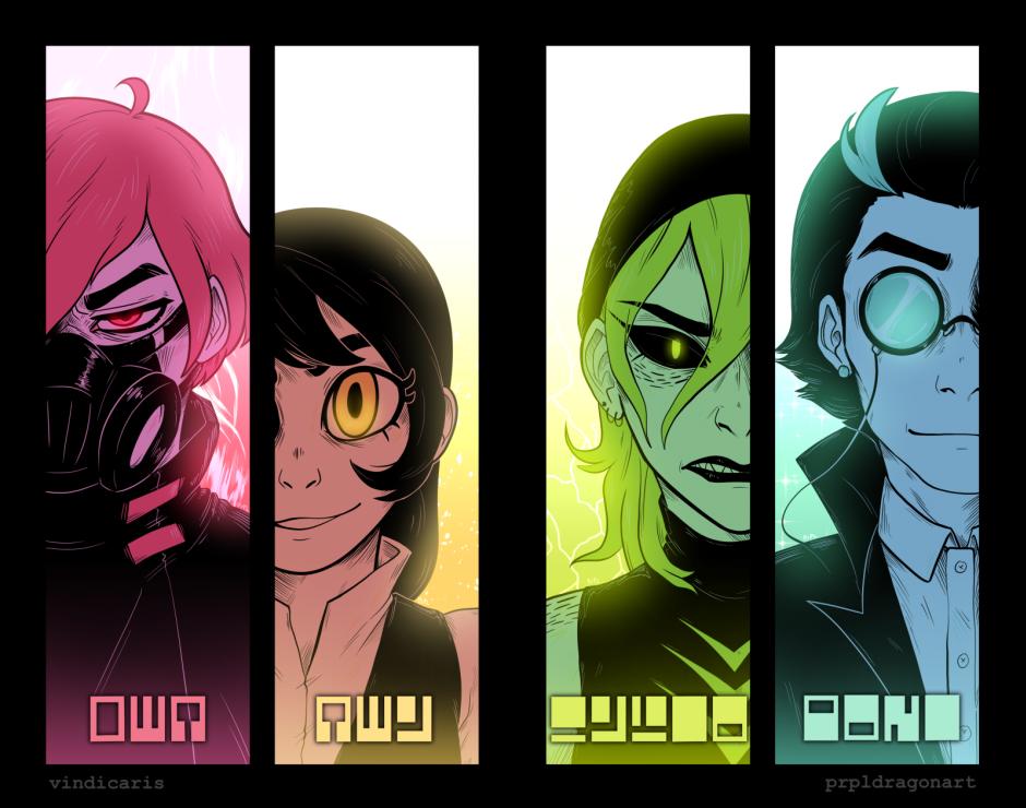 Character Cuts