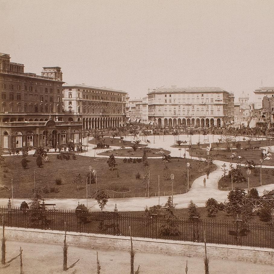 Rom Piazza Vittorio Emanuele II. (um 1900).jpg