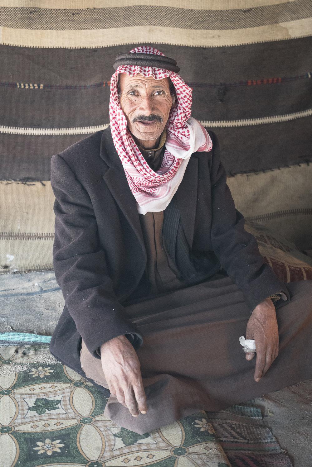 Bedouin Doctor