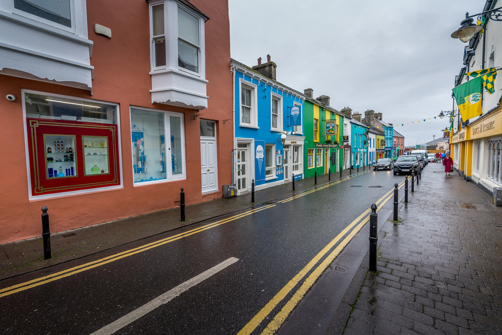 The Charming Town of Dingle