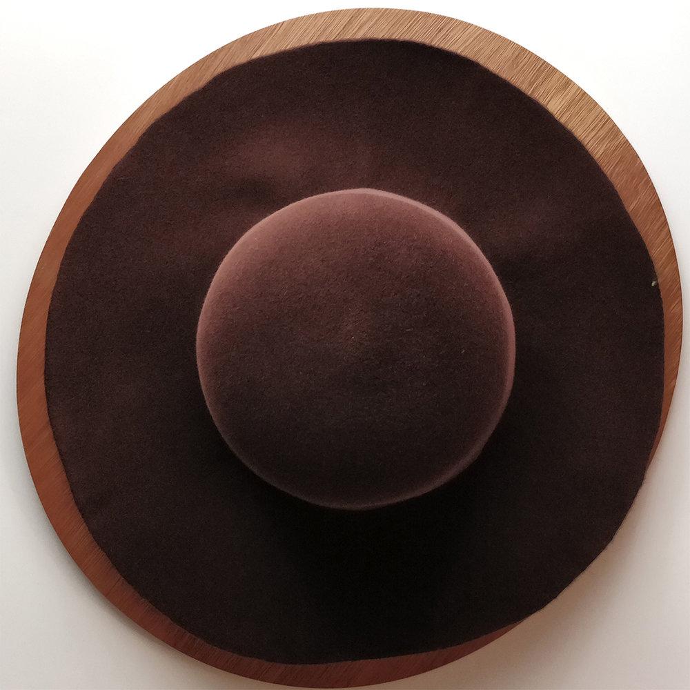 Dark Brown Rust