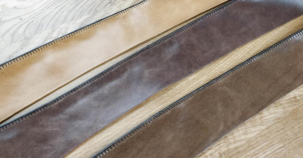 Custom Sweatband, sewn by hand