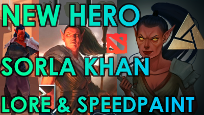 Sorla Khan Lore and Theories - Let's talk Sorla Khan lore and do some art!Video - AngerMania