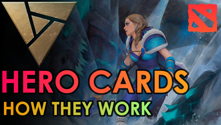 Hero Cards - How they Work - What do we know about Heroes?Video - AngerMania