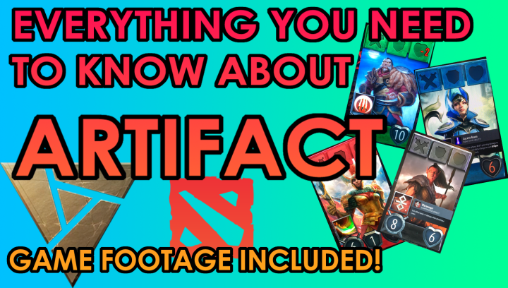 Everything you Need to Know about Artifact - AngerMania gives her introduction to Artifact.Video - AngerMania