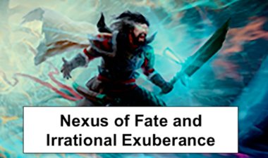 Nexus of Fate and Irrational Exuberance - Neon