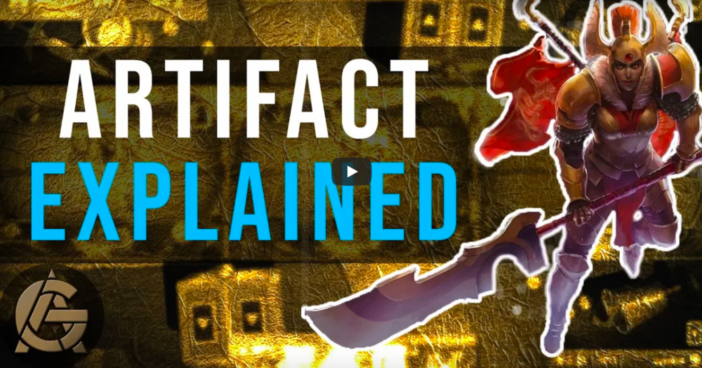 Artifact Mechanics Explained - Your guide to basic mechanics.Video - October 8, 2018