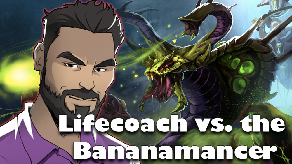 Lifecoach versus the Bananamancer - Daily game analysis begins! Starting with Lifecoach versus FeelsGoodman.Video - Neon - November 12, 2018