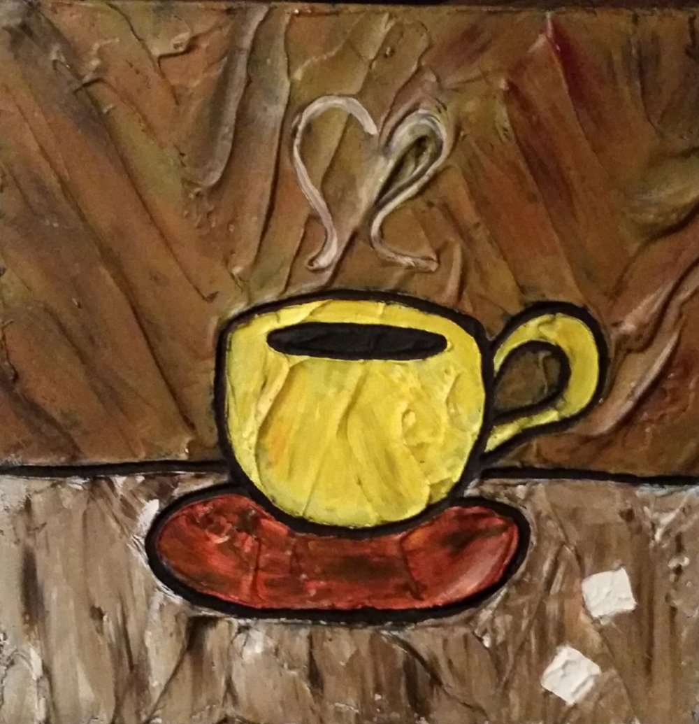 Haley Sellmeyer,  Coffeecup 9 , courtesy of the artist