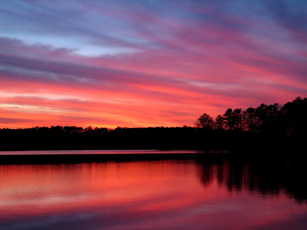 Lake Sinclair, Milledgeville, Georgia