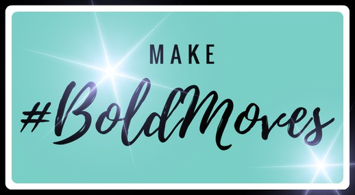 BOLD MOVES is a lifestyle. It's a way of being. It's the way you show up each day in the world. It's about expansion, freedom and personal power.BOLD MOVES workshops, classes, private sessions and retreats teach you how to break free from the behaviors, thoughts and conditioning that prevent you from living an empowered joyful life! - CLICK the