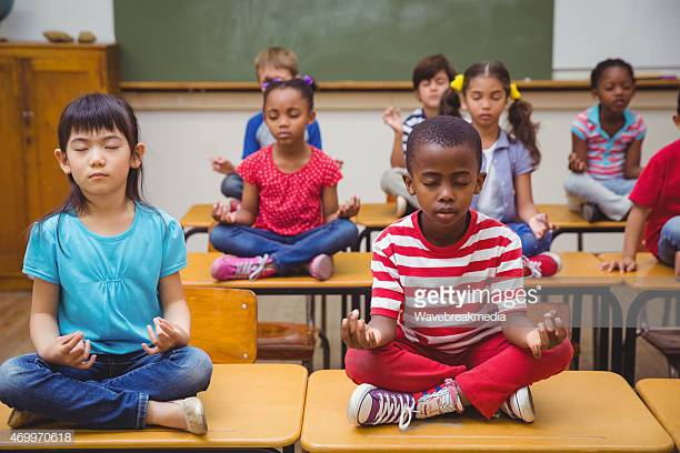 Strong, Flexible, Balanced Bodies - Yoga promotes strong, flexible bodies that are better able to digest food, maintain a healthy weight, support joints, and breathe. Simultaneous to becoming more able-bodied and mobile, yoga helps kids with balance, in turn improving their attention, concentration, and focusing skills.