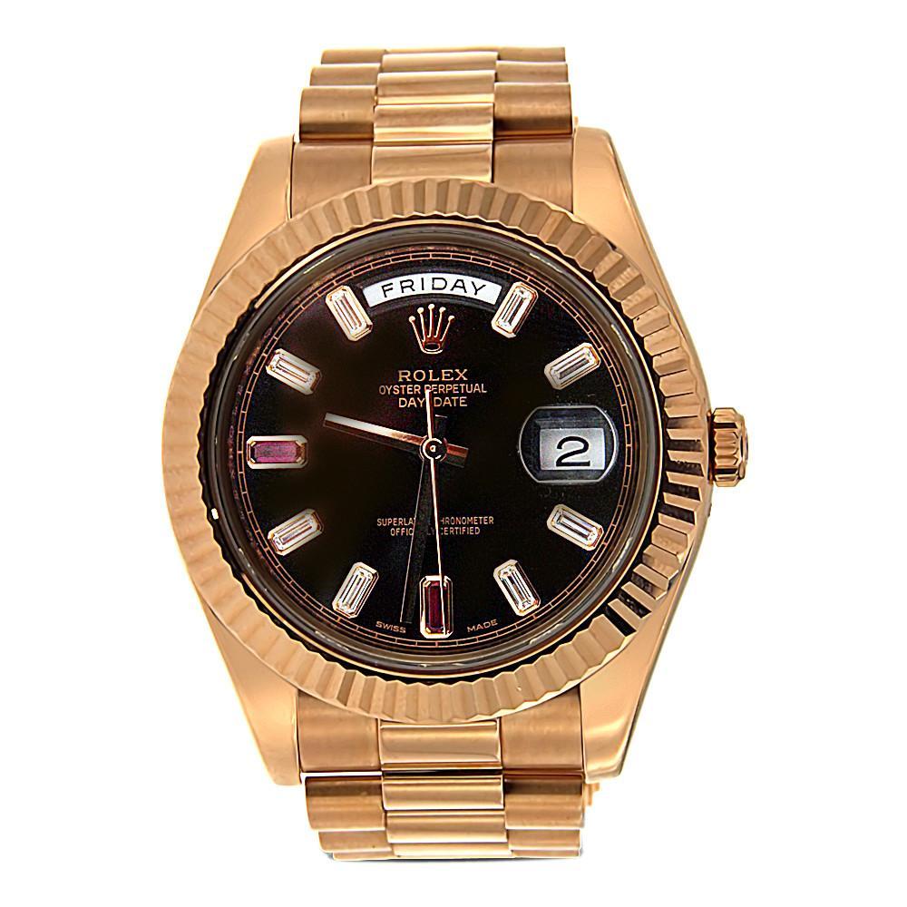 Rolex Day Date Ii Style 1