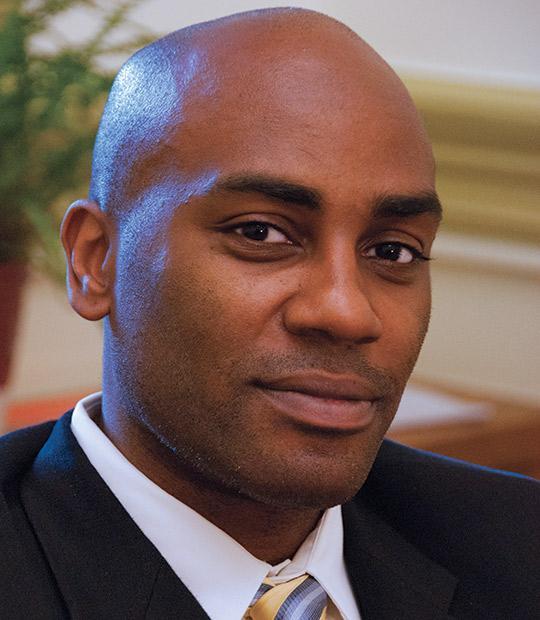 Ernest Morrell   Director: 2011-2017