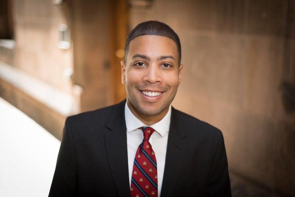 Brennan Dubose, Ph.D.  Research Fellow 2018-2019