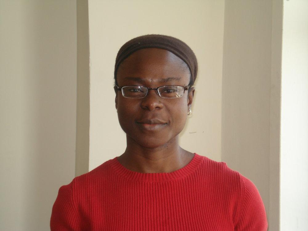 Sandra Overo, M.Div   Program Coordinator