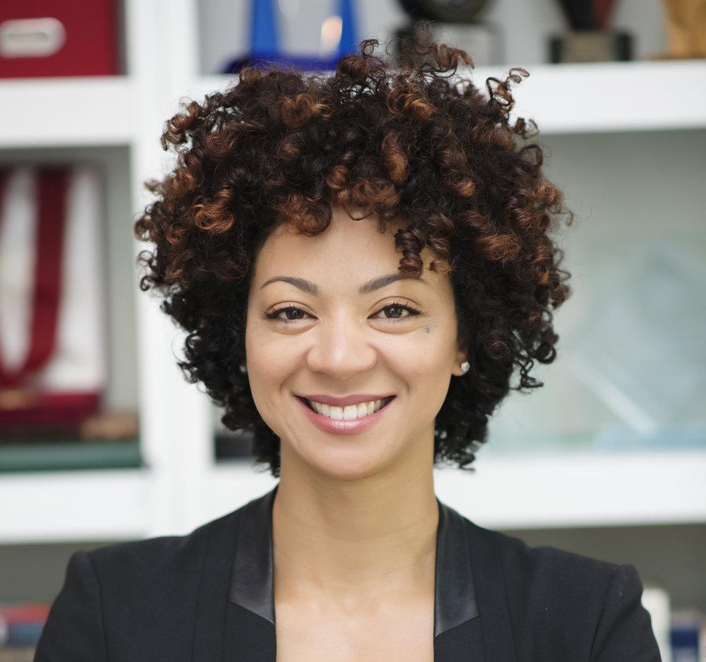 Sonya Douglass Horsford, Ed.D.  Associate Professor of Educational Leadership, Teachers College, Columbia University