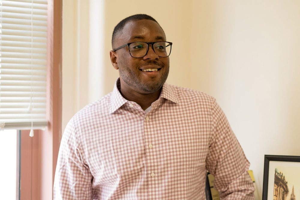 Michael Hines, Ph.D.  Minority Postdoctoral Fellow, Teachers College, Columbia University