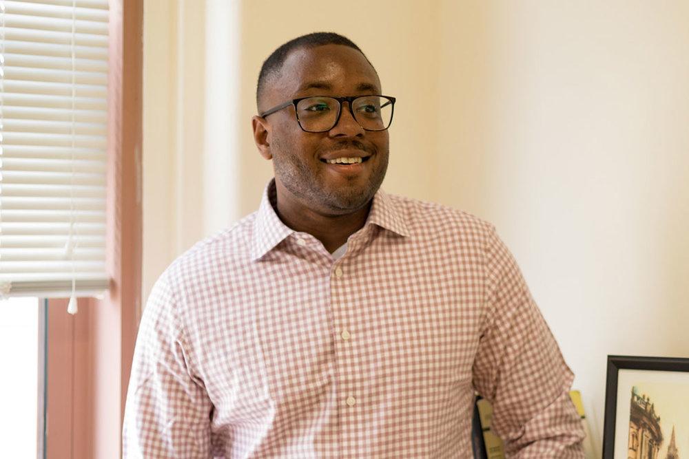 Michael Hines, Ph.D.  Minority Postdoctoral Fellow, Teachers College, Columbia University