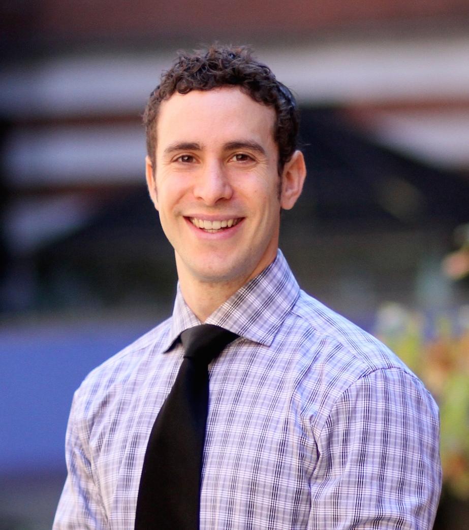 Barry Goldenberg, M.A.  Graduate Fellow