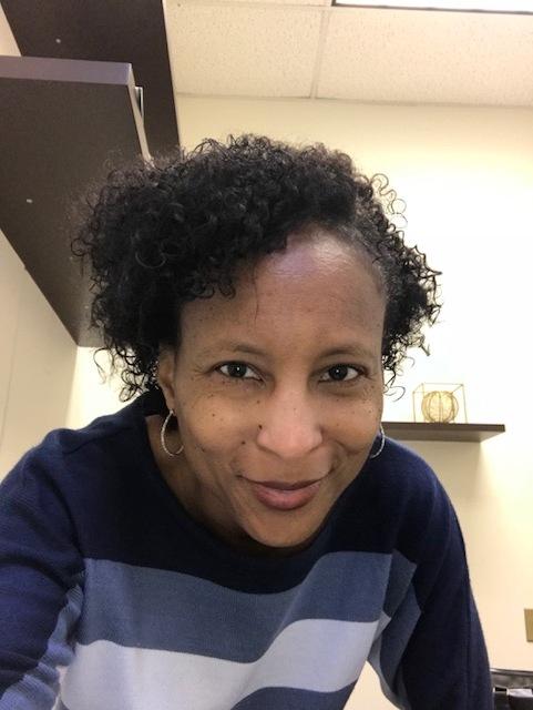 Angela M. Gooden, MLS  Research Associate