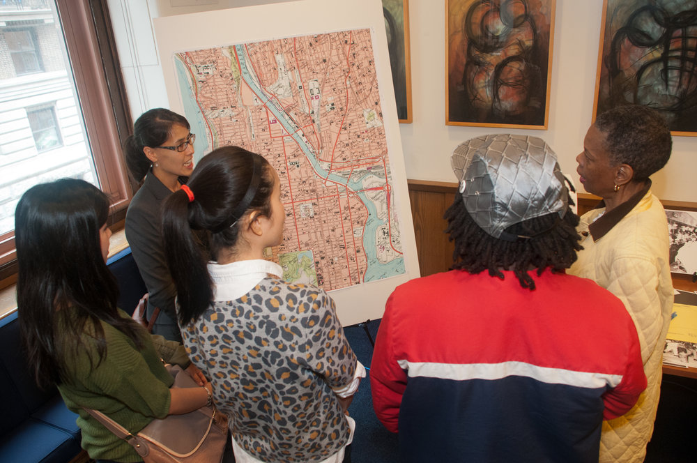 Youth Historians in Harlem - Project description here
