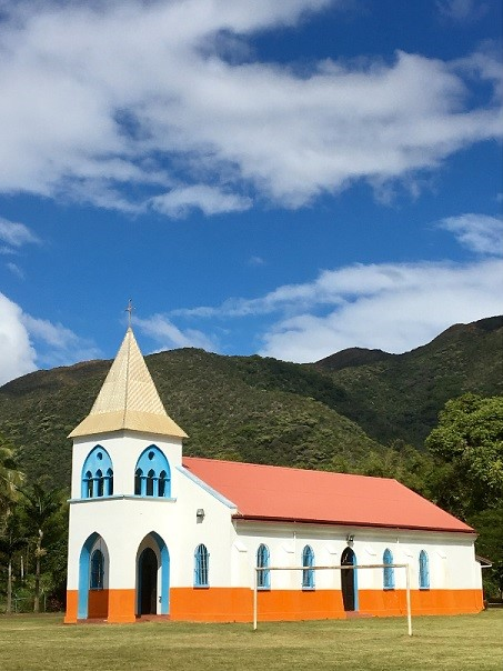 noumea church