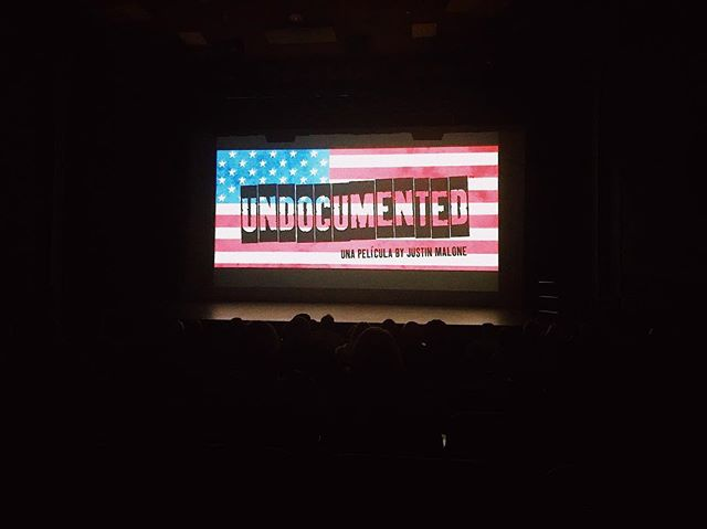 This will be your view on select nights, in select #LA theatres, starting January 2019 🤩 Purchase tickets and stay up to date using the link in our bio 🎟  #independentfilm #illegalimmigrants #purchasetickets #undocumentedfilm #undocumented #director #filmmaker