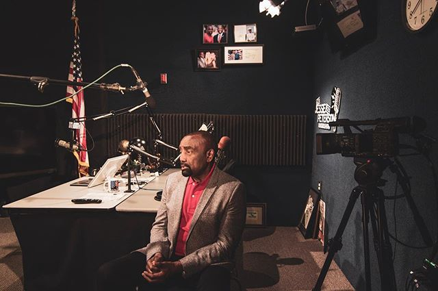 #onset with @jesseleepeterson - stay tuned for more information on our upcoming #documentary #🇺🇸 . . . #thefallenstate #jesseleepeterson #america #film #independentfilm #conservative #liberal #blexit #bts #politicaldoc #politicaldocumentary #usa #freedom #truth #director #filmmaker #rebuildingtheman #thefallenstatetv