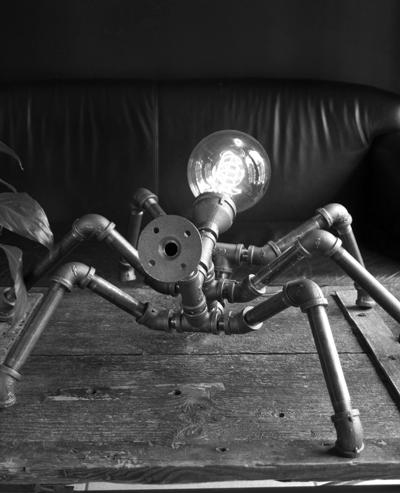 Creepy Crawler