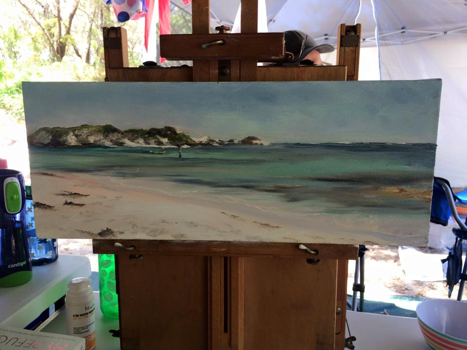 Hamlin Bay Summer