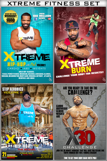 xtreme fitness with phil