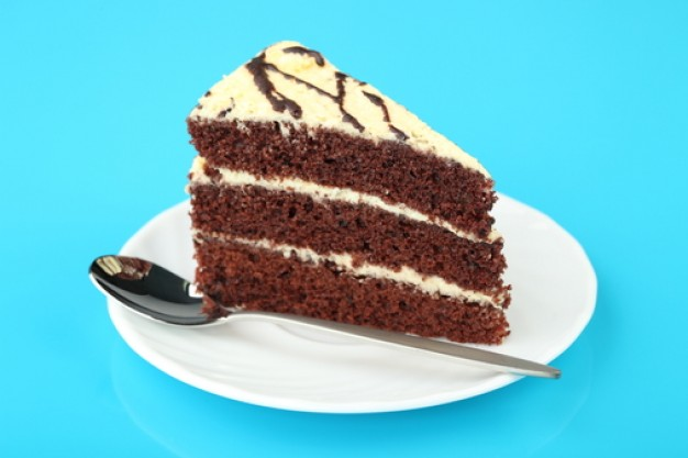 A piece of cake...