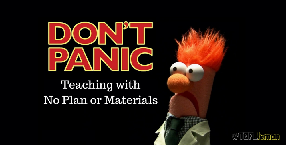 Teaching with No Plan or Materials.png