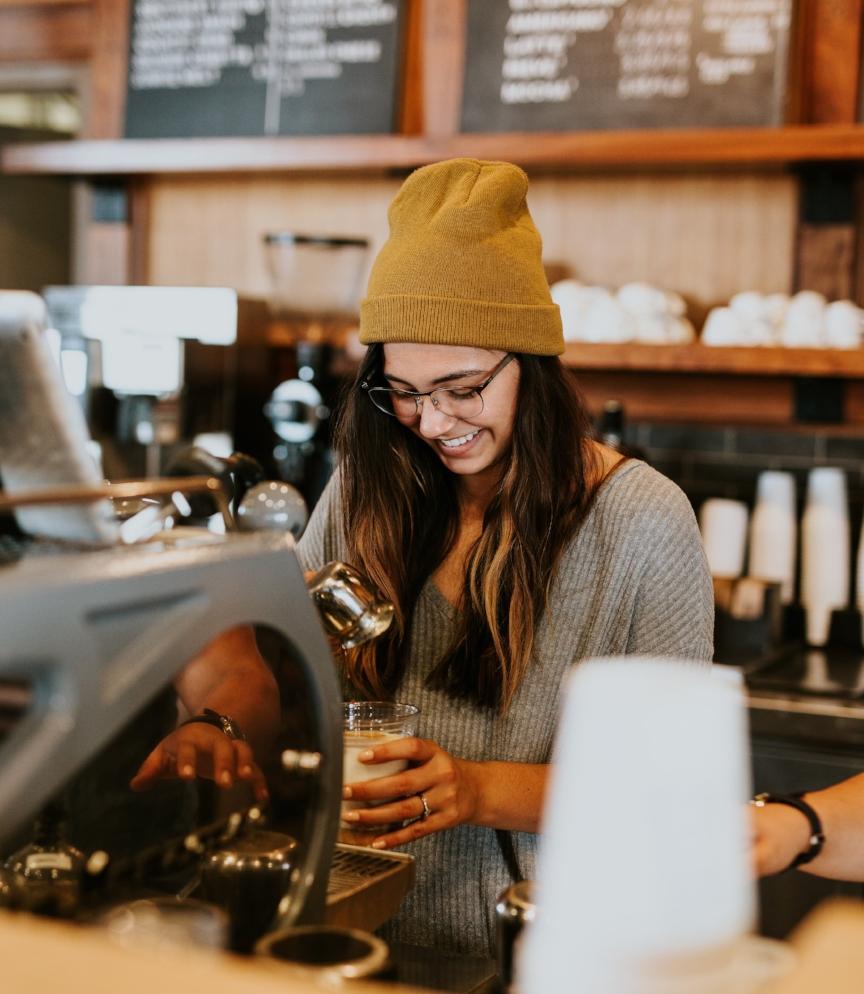 Cafes -