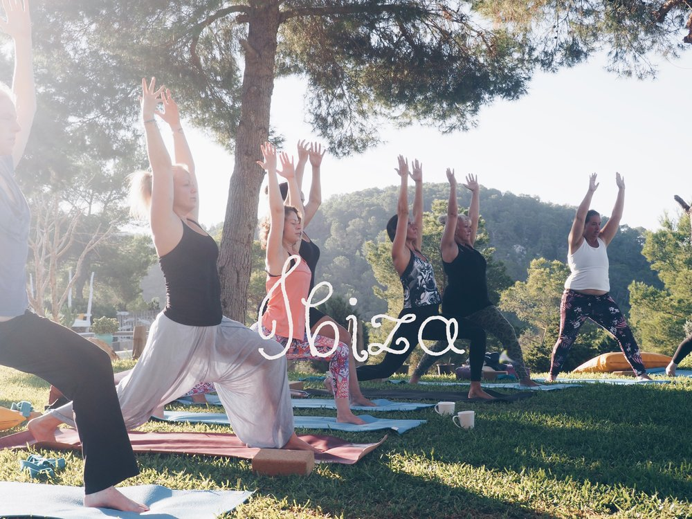 Ibiza yoga retreat