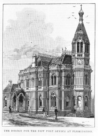 Flemington Post Office - etching.jpeg