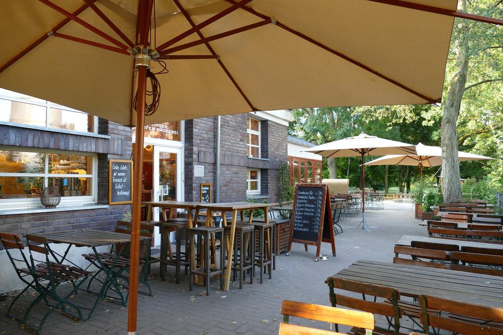 Cafeterasse